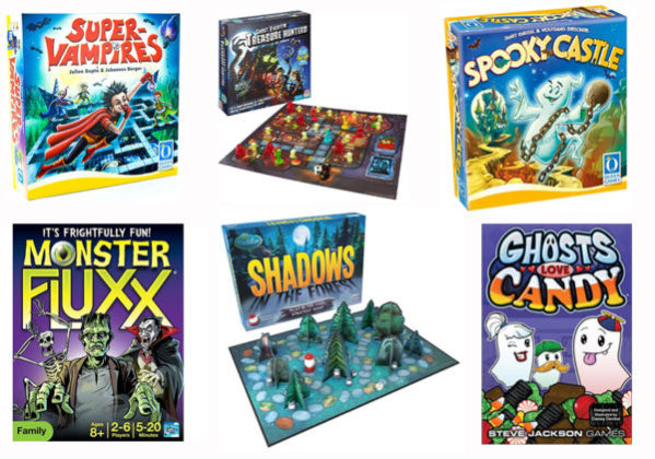 Games for Young Kids (6+):